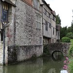 Delightful moated property