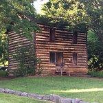 Log Cabin on Main Street