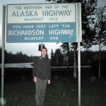 Photo of Alaska Highway