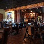 Here is the main dining room of the Ranch Steakhouse