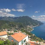 Perfect distance from the Amalfi Coast