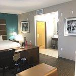 1 King studio suite