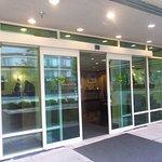 hotel front doors