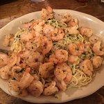 Shrimp Pasta ~ Sooo good!