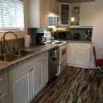 Vacation Bungalow new upgraded Kitchen