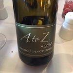 Pinot Noir from Oregon