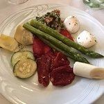 Sample from Salad bar