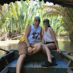 Travelling along the Mekong