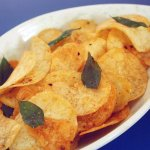 A best-seller: Our version of the Singapore-style Salted Egg Potato Chips