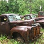 Dead trucks