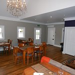 Guest Dining Room for breafast and dinner
