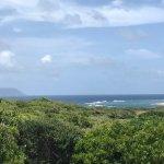 Photos du RESTAURANT à l'extérieur, vue de la plage anse tarare