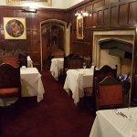 Thornbury Castle dining rooms