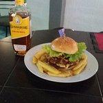 Excellent Burgers, Even Stocks Bundy Rum For the Queenslanders!