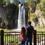 Spearfish Canyon Falls
