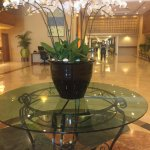 Lobby Fresh Flower Centerpiece