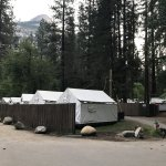 Half Dome Village Foto
