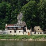Smaller monastery nearby