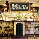 Foto van Gaststätte Hallenser Kartoffelhaus