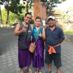 Thumbs up for our tour services from Anggun Bali Tours!