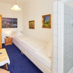 Doppelzimmer mit Dusche, Etagen-WC, Twin