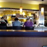 Kitchen bar seating