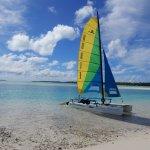 Photo de Aitutaki Lagoon
