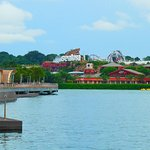 Photo of Sentosa Boardwalk