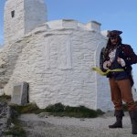 Learn all about Cornwall's history with Captain Calico Jack.