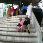 in the Dargah