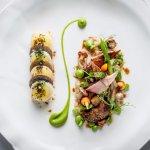 Michael Caines cuisine