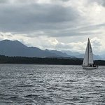 Sailing at Chiemsee