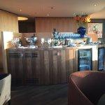Sofitel Club lounge