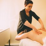 Relax with a choice of massages at Mint medispa