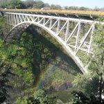 Bridge to Zambia