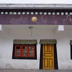 Ghoom Monastery Premises