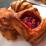 We made these at the croissant cooking class. They were excellent.