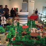 Downtown Columbus, Lego Display