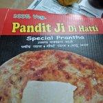 Sweet sweet pranthas