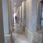 Walking the halls of tablets displaying 628,000 characters of wisdom