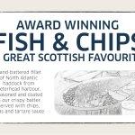 Award winning Fish & Chips