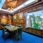 Hotel Reception Room