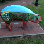 These Pigs are all over the city