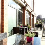 Soak up the last of the sun at Recess located Hilton Garden Inn Brindleyplace Birmingham