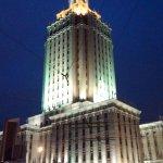 Foto de Hilton Moscow Leningradskaya