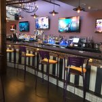 Pomodoro Grill - bar area