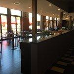 Pomodoro Grill - dining room