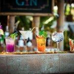 Delicious signature cocktails