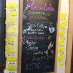 Simply Crepes Cafe - specials menu