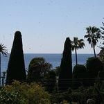 vue des chambres (vue mer)